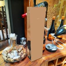 Sacola Kraft Para Vinho