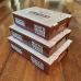 Caixa delivery antivazamento para alimentos